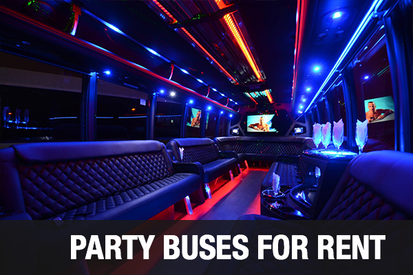 Party Buses For Rent Jacksonville