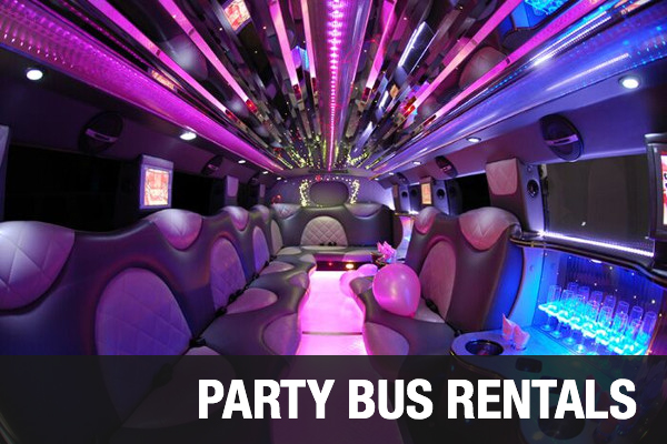 Party Bus Rentals Jacksonville